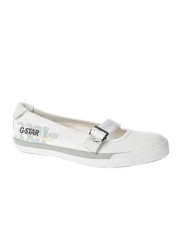 G-Star Ayakkabı Beyaz